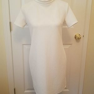 CASUAL TURTLE NECK DRESS
